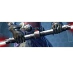 Primal Zealot Double-Bladed Lightsaber*