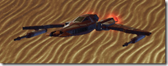 Model Redeemer Starfighter - Front