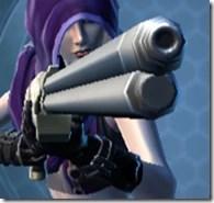 Interstellar Regulator's Sniper Rifle Aurek Front
