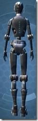 Cybernetic 212 - Female Back