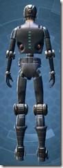 Cybernetic 212 - Male Back