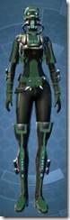 THORN Dark Vector - Female Front