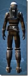 Badlands Explorer - Male Back