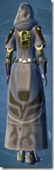 Ancient Vindicator Pub - Female Back