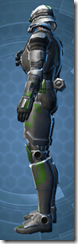Ironclad Soldier - Male Left
