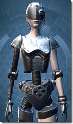Series 510 Cybernetic - Female Close
