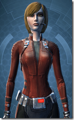 Adept Scout - Female Close