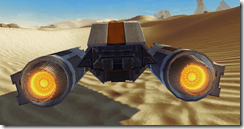 Corellian Stardrive Flash - Back