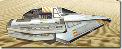 Corellian Stardrive Flash - Side