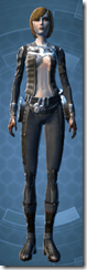 Daring Rogue - Female Front