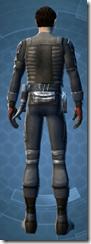 Daring Rogue - Male Back