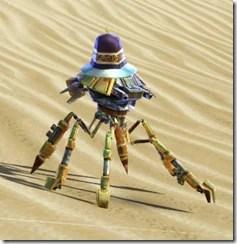 Mini-Mogul OR-1 - Back