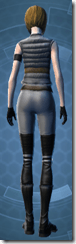 Mission Vao - Female Back