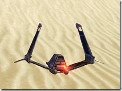 Model F-T6 Rycer - Back
