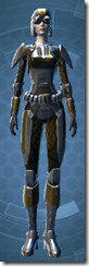 Scout Trooper - Female Front