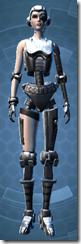 Series 901 Cybernetic - Female Front