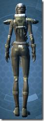 Wastelander - Female Back