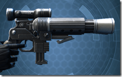 Brutalizer Blaster Pistol