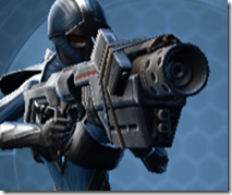 Brutalizer Blaster Rifle 2