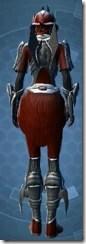 Brutalizer Inquisitor - Female Back