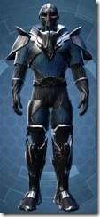 Brutalizer Trooper - Male Front