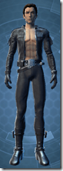 Casual Vandal - Male Front