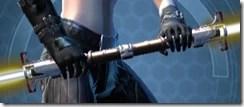 Dauntless Avenger Saberstaff