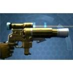 Dread Master Combat Medic/ Combat Tech/ Eliminator/ Supercommando/ Blaster Pistol