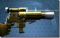 Dread Master Blaster Pistol