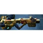 Dread Master Combat Tech/ Supercommando Blaster Rifle