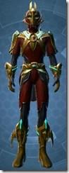 Dread Master Inquisitor - Male Front