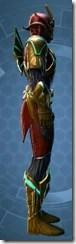 Dread Master Inquisitor - Male Right