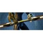 Dread Master Double-bladed Stalker/ Survivor Saberstaff