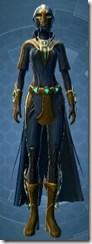 Dread Master Smuggler - Female Front