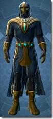 Dread Master Smuggler - Male Front