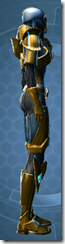 Dread Master Trooper - Female Right