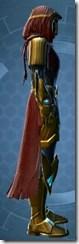 Dread Master Warrior - Male Right