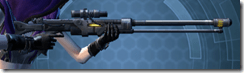 Infiltrator's Compact Sniper Rifle