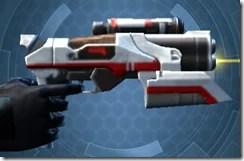 Interstellar Regulator's Blaster Pistol Dorn