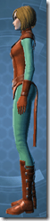 Juhani - Female Left