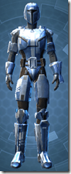 Mandalorian Hunter - Male Front