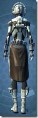 Sogan Sur - Female Back