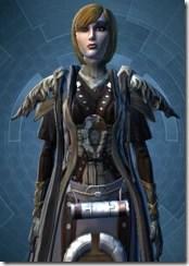 Tattered Ritualist - Female Clsoe