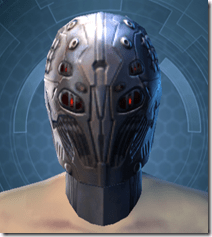 Wayward Warrior - Male Front