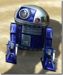 MT-4T Astromech Droid - Front
