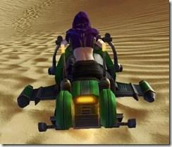 Meirm Iguana - Back