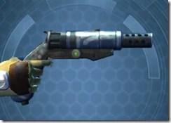 Outrunner's D-88 Blaster Pistol
