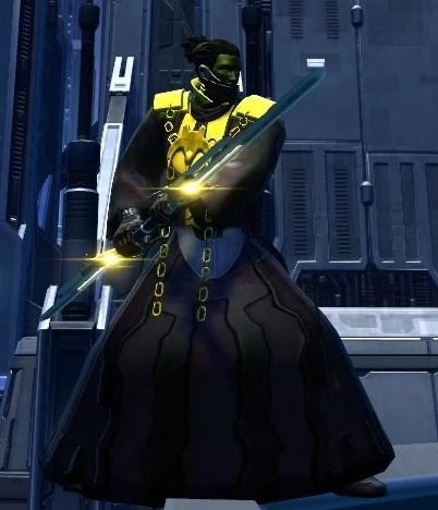 Ward-Weapon