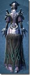 Ceremonial Mystic - Female Back