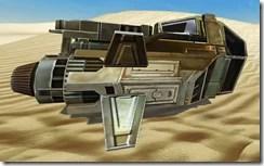 Rendili SF-3 - Side